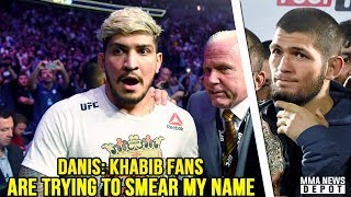 Video Dillon Danis breaks silence on UFC 229; UFC 229 2.4 mil shátters UFC PPV Record; Jones v Gus UFC 232 MP3, 3GP, MP4, WEBM, AVI, FLV Oktober 2018