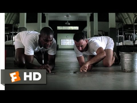 GUMP - Forrest Gump Movie Clip - watch all clips http://j.mp/wz9TPb click to subscribe http://j.mp/sNDUs5 Forrest (Tom Hanks) fits right into Army discipline and me...