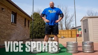 Video Tossing Kegs on Seven Meals a Day: The Story of the World's Strongest Man MP3, 3GP, MP4, WEBM, AVI, FLV Maret 2019