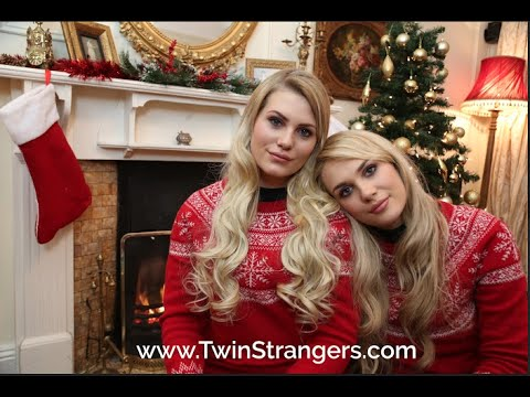 Twin Strangers Meet Their Doppelganger