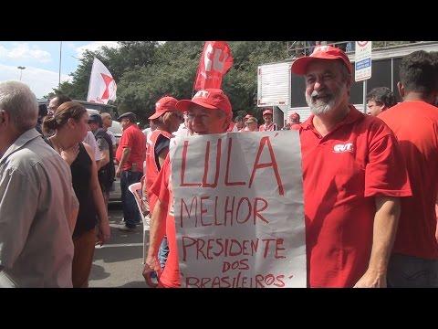 ATO NO INSTITUTO LULA VAI DA 'RECUPERAÇÃO DO DEBATE' À RETOMADA DAS RUAS