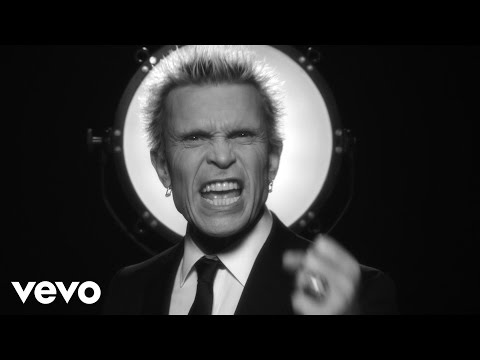Billy Idol - Can't Break Me Down lyrics