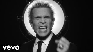 Billy Idol videoklipp Can't Break Me Down