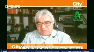 Noticia del canal CityTV - Participación de Acoltés