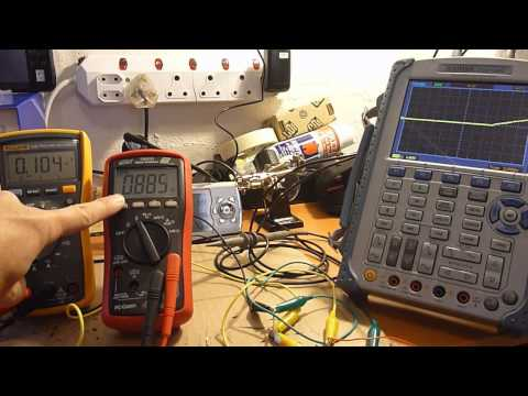 supercapacitor - In this video I demonstrate the charge and discharge capabilities of a 1 Farad 5 volt supercapacitor (ultracapacitor) vs AA rechargeable batteries. Equipment...