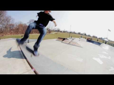 Mark Davenport at Highland Skatepark