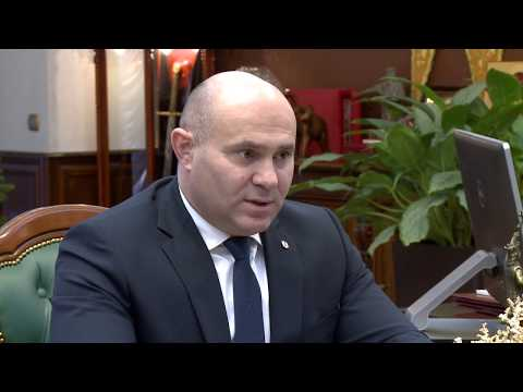 Глава государства провел встречу с Министром внутренних дел