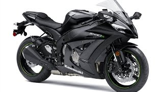 8. 2015 Kawasaki Ninja ZX10R ABS | First Ride on 1000cc's | New Bike Intro