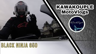 10. Why The Black Ninja 650