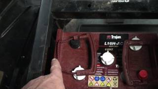 7. Part4, Battery Upgrade on Polaris Ranger EV + DC Charger from Solar