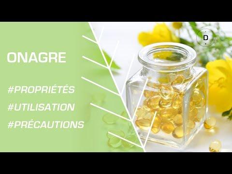 Comment utiliser l'huile d'onagre ? Phytothérapie