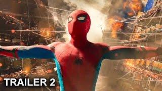 Video Spider-Man: De Regreso A Casa - Trailer 2 Subtitulado Español Latino 2017 MP3, 3GP, MP4, WEBM, AVI, FLV Agustus 2017