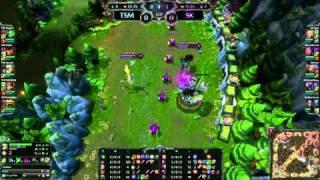 IEM Kiev League of Legends - SK Gaming vs. Team SoloMid