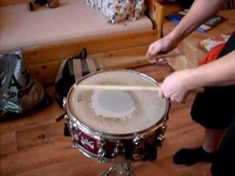 Travis - Travis Angel Drumming