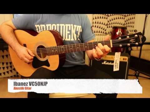 Đàn Guitar Acoustic Ibanez VC50NJP-NT