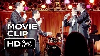 Jersey Boys Movie CLIP - Who Loves You (2014) - Christopher Walken Musical HD