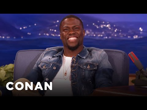 Kevin Hart's Disastrous SNL Audition  – CONAN on TBS