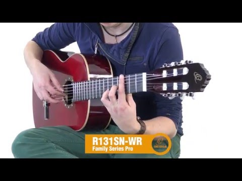 OrtegaGuitars_R131SN-WR_ProductVideo