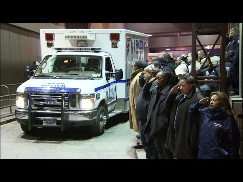 Matan dos policías en Nueva York