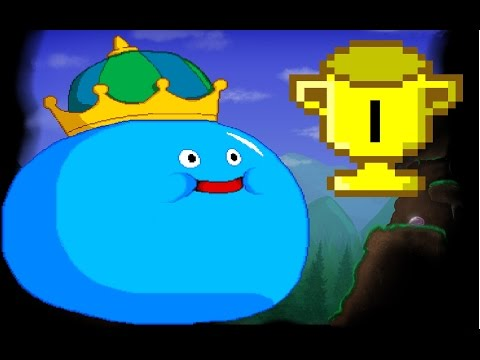 Terraria King Slime Kill [WORLD RECORD]