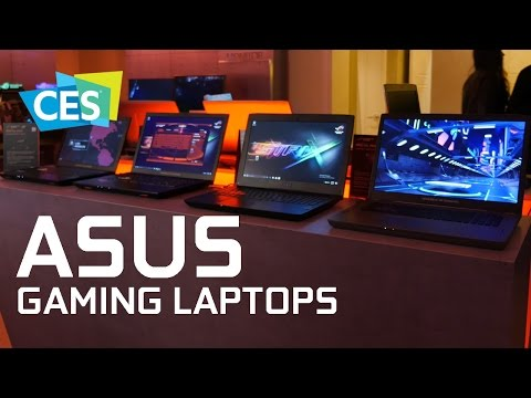 , title : 'New GeForce-powered ROG gaming laptops! - CES 2017'