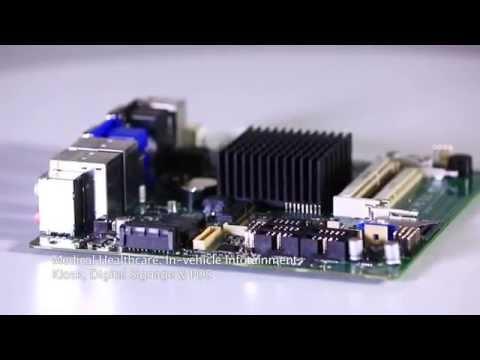 Axiomtek's MANO300- Intel® Celeron® Processor N3150 SoC Mini-ITX SBC
