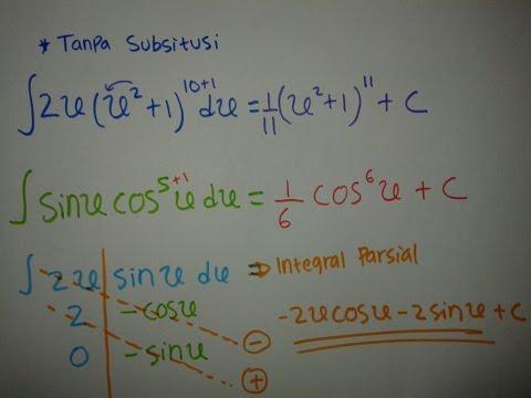 Soal Dan Pembahasan Integral Matematika Gameonlineflash Com