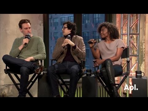 "Erich Bergen, Geoffrey Arend And Patina Miller On ""madam Secretary"" 