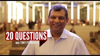 Video 20 Questions with Tony Fernandes MP3, 3GP, MP4, WEBM, AVI, FLV Agustus 2018