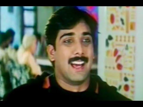 Chirujallu Movie Scenes - Tarun fools Richa Pallod, Ali & others  - SP Balasubramanyam