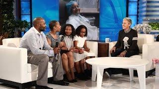 Video Ellen Surprises the Hopkins Family MP3, 3GP, MP4, WEBM, AVI, FLV Juni 2018