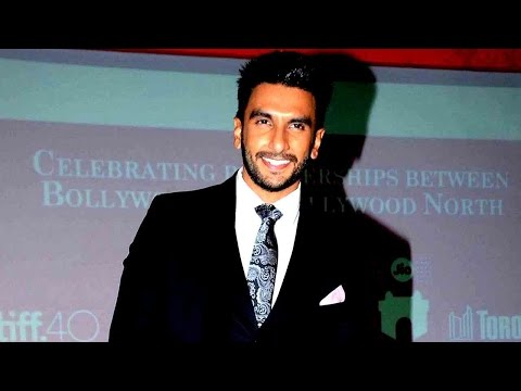 Ranveer Singh Jokes About Being Exposed In Toronto