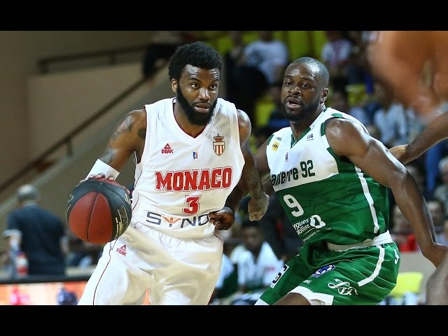 PLAYOFFS — Monaco 93 - 76 Nanterre — 1/4 finale, match 1 — Highlights