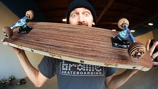 Video EPIC LASER CUT SKATEBOARD AND WHEELS | YOU MAKE IT WE SKATE IT EP 69 MP3, 3GP, MP4, WEBM, AVI, FLV Oktober 2017