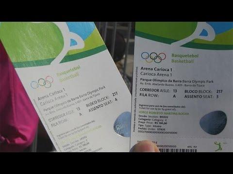Ρίο 2016: Οι θεατές, η αγορά των εισιτηρίων και το γλέντι