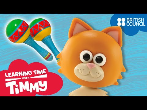 What Instrument? | Learning Time with Timmy | Fun Cartoons For Kids | Full Episodes