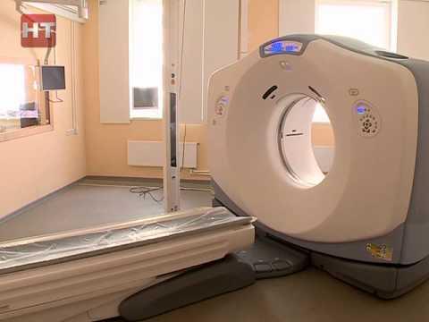 Радиологическое отделение областного онкодиспансера практически готово принять первых пациентов