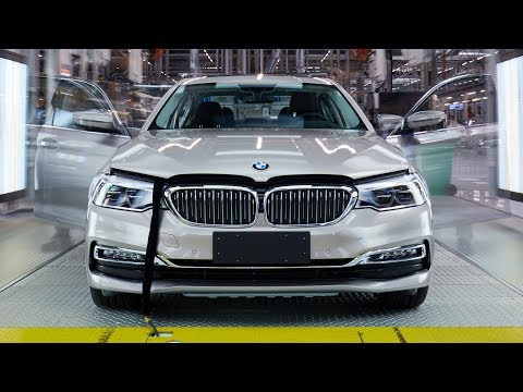 BMW 5 Series (2017) PRODUCTION