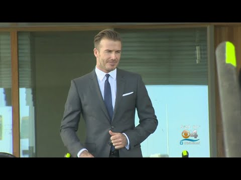 MLS Owners To Vote On David Beckham's Miami Franchise