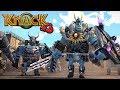 KNACK #3 - O Forte Goblin   PS4 1080p HD Português/PT