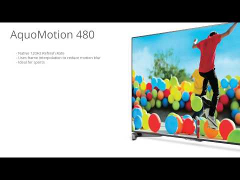 Sharp LC-80UE30U 80-Inch 4K Ultra HD LED TV Review