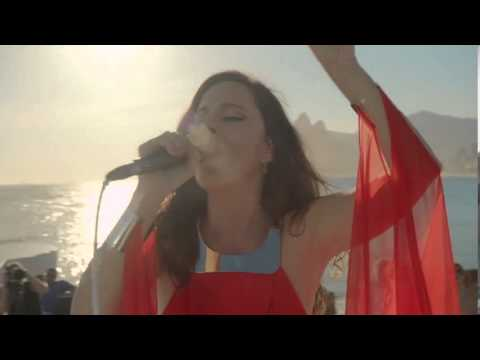 Bebel Gilberto: Samba da Benção (in Rio lanzado en  ...