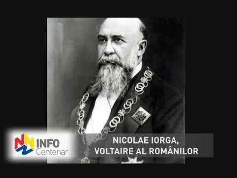 Nicolae Iorga, Voltaire al românilor