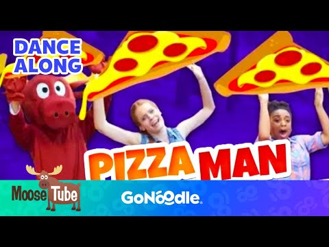 Video Pizza Man - MooseTube | GoNoodle download in MP3, 3GP, MP4, WEBM, AVI, FLV January 2017