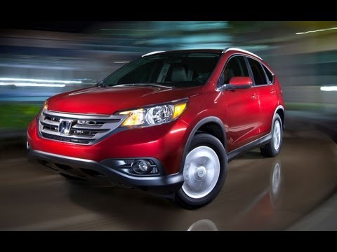 First Drive: 2012 Honda CR-V