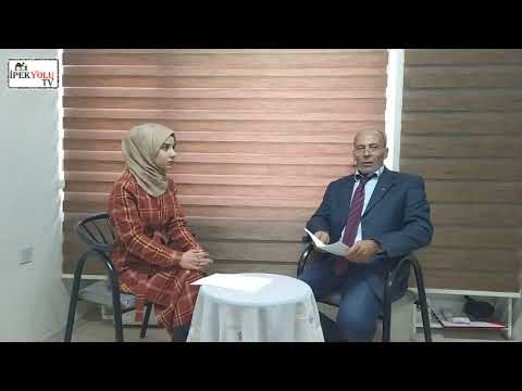 Gaziantep'li şair Mehmet AKKURT İpekyolu Tv haber müdürü Sümeyya TURAN'ın sorularını cevapladı.