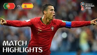 Video Portugal v Spain - 2018 FIFA World Cup Russia™ - MATCH 3 MP3, 3GP, MP4, WEBM, AVI, FLV Februari 2019