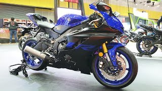 7. 2019 Yamaha YZF-R6 | Walkaround at BIG Motor Sale 2019