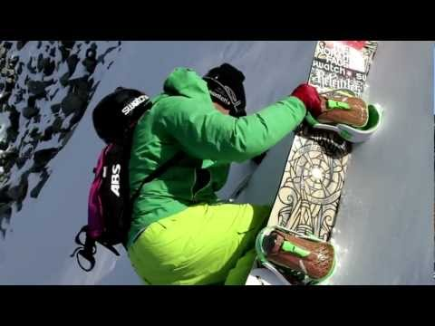 freeride films - When Xavier de Le Rue, considered by most of his peers, as the best big mountain rider out there, has a killer season and reveals his personal approach to sn...