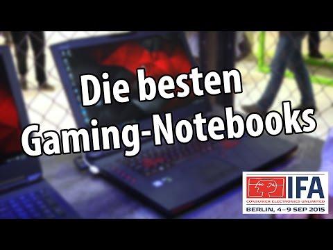 Die besten Gaming-Notebooks auf der IFA 2015 | deut ...